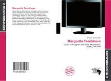 Capa do livro de Margarita Terekhova
