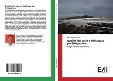Обложка Qualità del suolo e dell'acqua per l'irrigazione