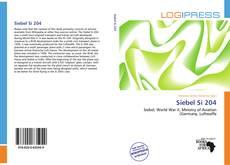 Siebel Si 204的封面