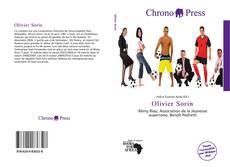 Olivier Sorin kitap kapağı