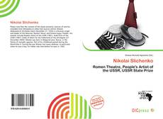 Bookcover of Nikolai Slichenko