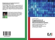 Capa do livro de Progettazione ed Implementazione di Recommendation System