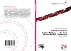Bookcover of Nikolai Simonov