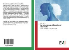 Обложка La letteratura del realismo socialista