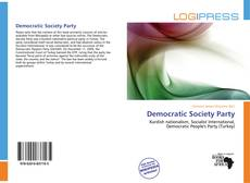 Democratic Society Party的封面