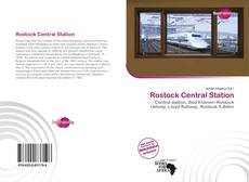 Bookcover of Rostock Central Station