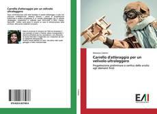 Обложка Carrello d'atteraggio per un velivolo ultraleggero