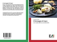 Il Formaggio di Capra kitap kapağı