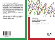 Copertina di Analisi di Fourier e sue Applicazioni