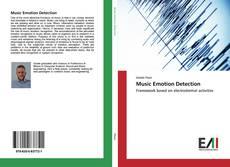 Buchcover von Music Emotion Detection