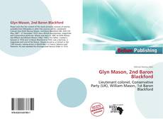 Bookcover of Glyn Mason, 2nd Baron Blackford