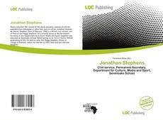 Bookcover of Jonathan Stephens