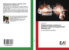 Buchcover von Miglioramento continuo e gestione snella presupposti per Industry 4.0