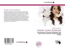 Erondu–Cymet Syndrome kitap kapağı