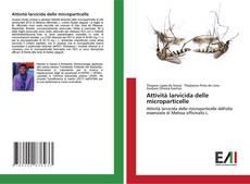 Bookcover of Attività larvicida delle microparticelle