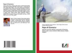 Pepe di Giamaica kitap kapağı
