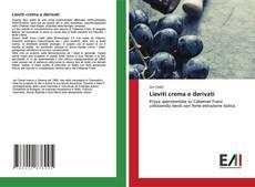 Lieviti crema e derivati kitap kapağı