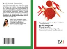 Ba-har: potenziale biotecnologico kitap kapağı