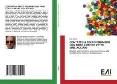 Bookcover of CONTATTO A SECCO POLIMERO CON FIBRE CORTI DI VETRO SULL'ACCIAIO