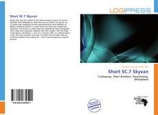 Buchcover von Short SC.7 Skyvan