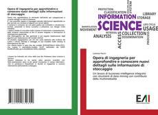 Bookcover of Un prototipo per analisi dati in base a intenzioni dell'utente