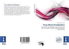 Bookcover of Tony West (Footballer)