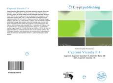 Copertina di Caproni Vizzola F.4