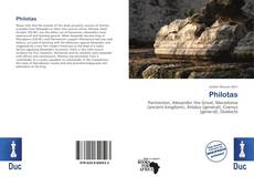 Bookcover of Philotas