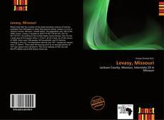Bookcover of Levasy, Missouri