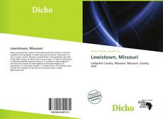 Bookcover of Lewistown, Missouri