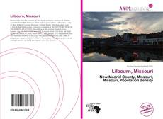 Bookcover of Lilbourn, Missouri