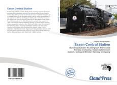Bookcover of Essen Central Station