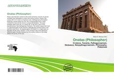 Onatas (Philosopher) kitap kapağı