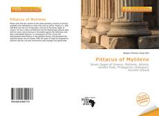 Bookcover of Pittacus of Mytilene