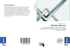 Bookcover of Nicolás Olivera