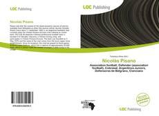 Buchcover von Nicolás Pisano
