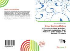 Portada del libro de Omar Enrique Mallea