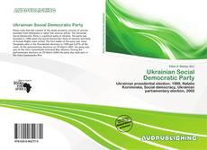 Copertina di Ukrainian Social Democratic Party