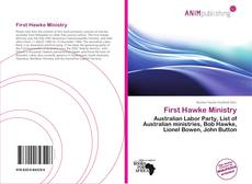 Couverture de First Hawke Ministry