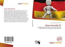 Bookcover of Ulsan Hyundai FC