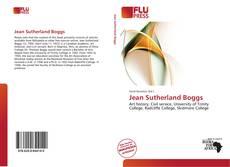 Couverture de Jean Sutherland Boggs