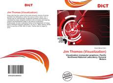 Portada del libro de Jim Thomas (Visualization)