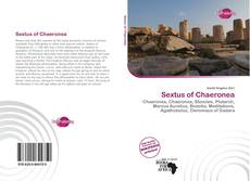 Bookcover of Sextus of Chaeronea
