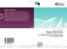 Buchcover von Regina Manifesto