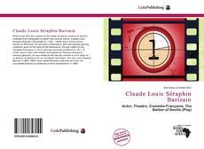 Portada del libro de Claude Louis Séraphin Barizain