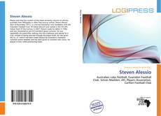 Bookcover of Steven Alessio
