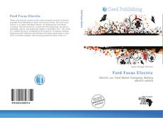 Bookcover of Ford Focus Electric
