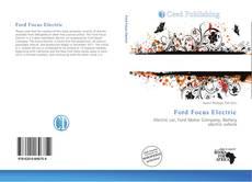 Borítókép a  Ford Focus Electric - hoz