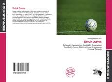 Bookcover of Erick Davis