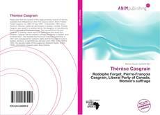 Bookcover of Thérèse Casgrain